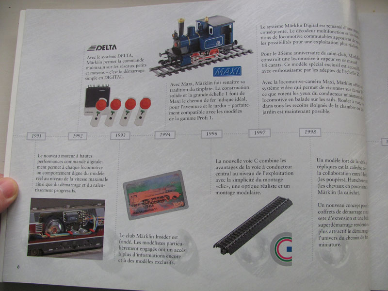 [Märklin] Catalogue 1999-2000 Img_0417