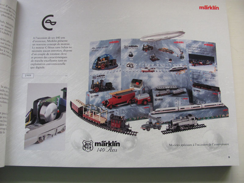 [Märklin] Catalogue 1999-2000 Img_0418