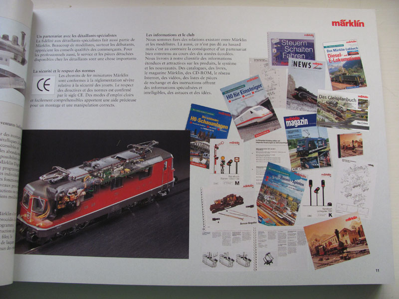 [Märklin] Catalogue 1999-2000 Img_0424