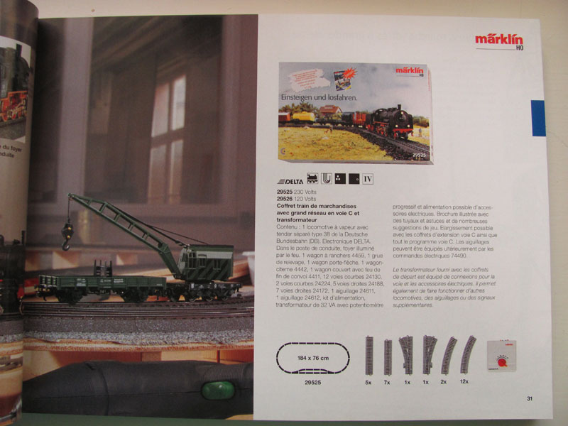 [Märklin] Catalogue 1999-2000 Img_0445