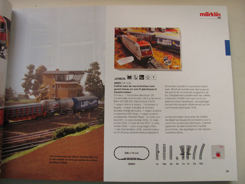 [Märklin] Catalogue 1999-2000 Img_0449