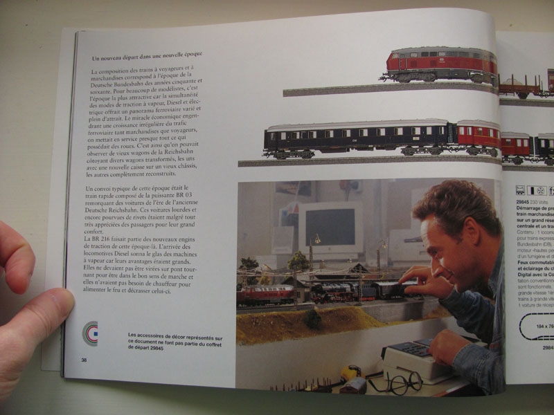 [Märklin] Catalogue 1999-2000 Img_0452