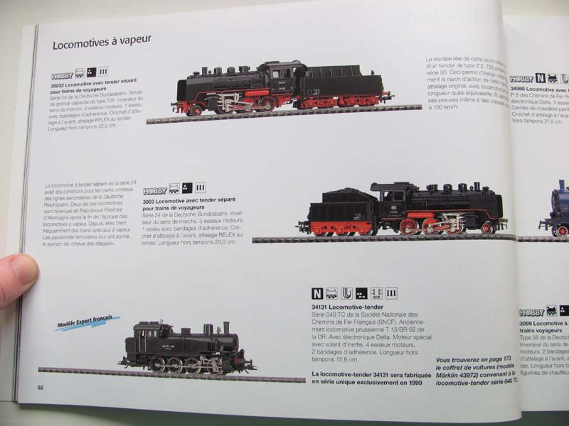 [Märklin] Catalogue 1999-2000 Img_0517
