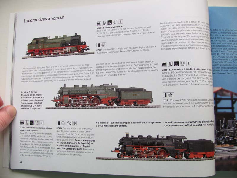 [Märklin] Catalogue 1999-2000 Img_0521
