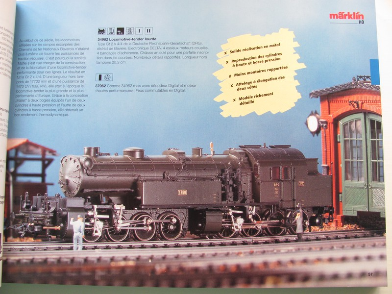[Märklin] Catalogue 1999-2000 Img_0522