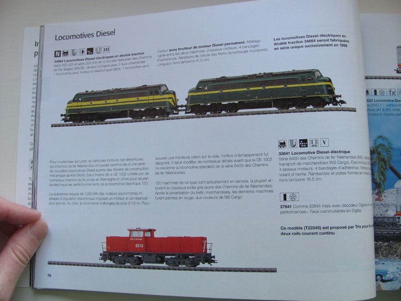 [Märklin] Catalogue 1999-2000 Img_0541