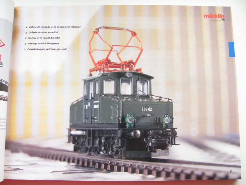 [Märklin] Catalogue 1999-2000 Img_0615