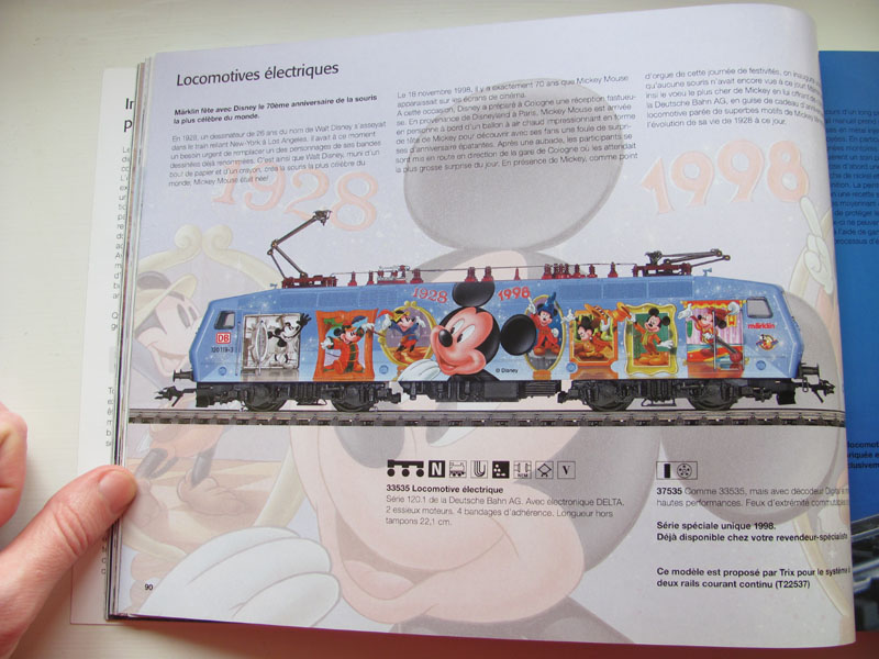 [Märklin] Catalogue 1999-2000 Img_0622