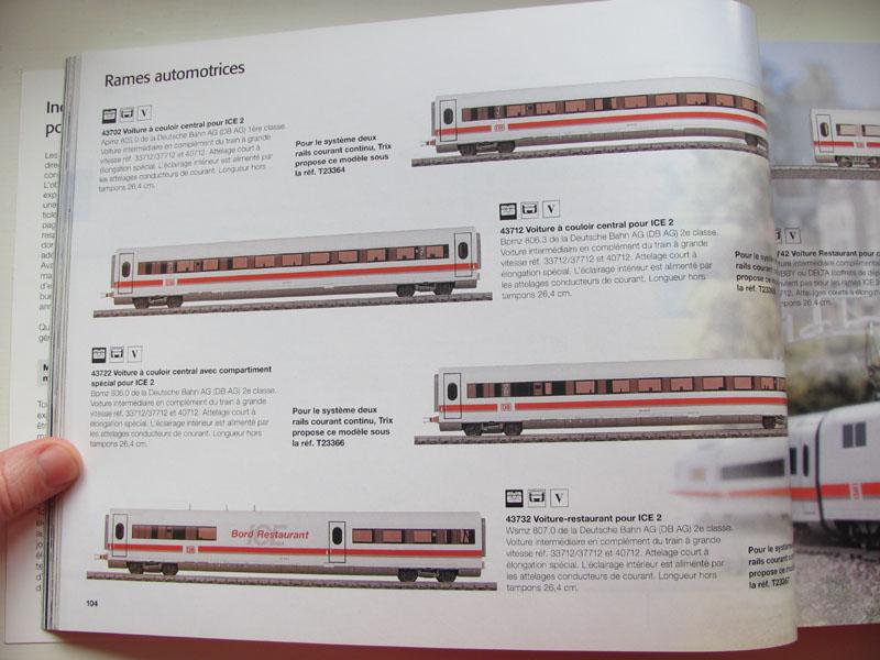 [Märklin] Catalogue 1999-2000 - Page 2 Img_0636