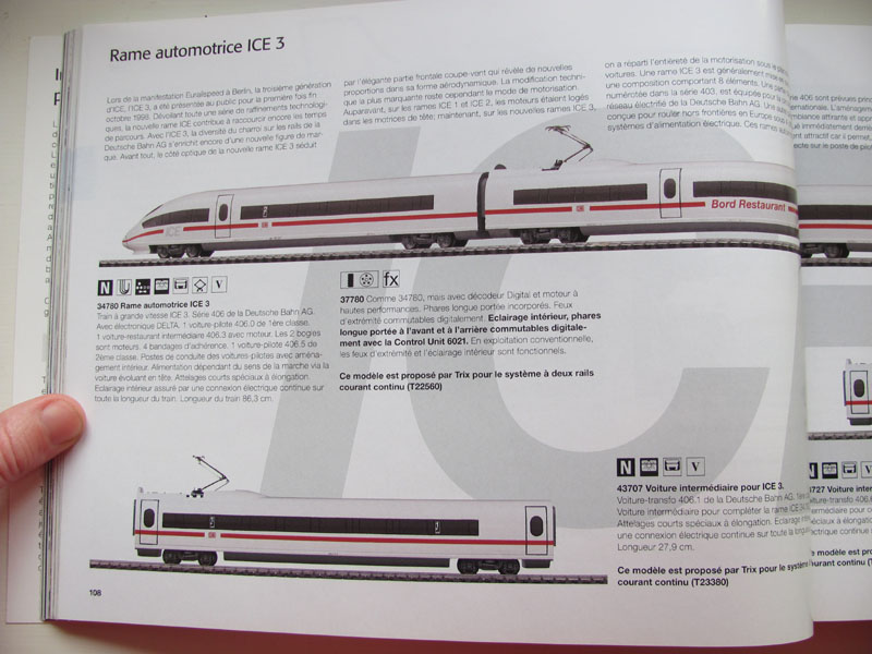 [Märklin] Catalogue 1999-2000 - Page 2 Img_0646