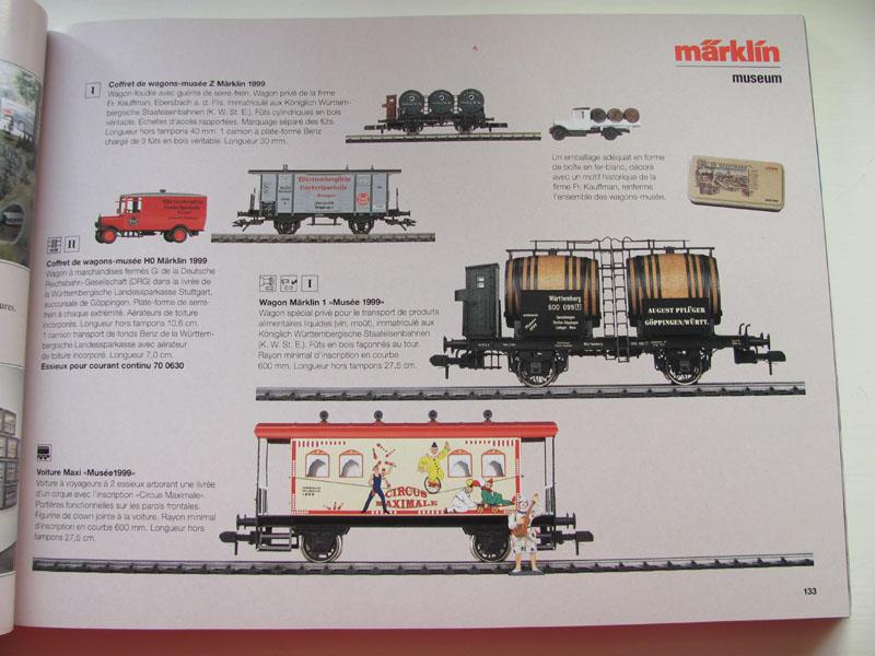 [Märklin] Catalogue 1999-2000 - Page 2 Img_0666