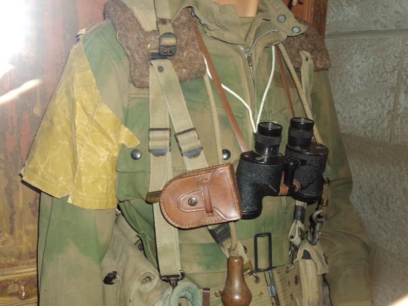 camouflage 377th Parachute Field Artillery Battalion Dsc02610