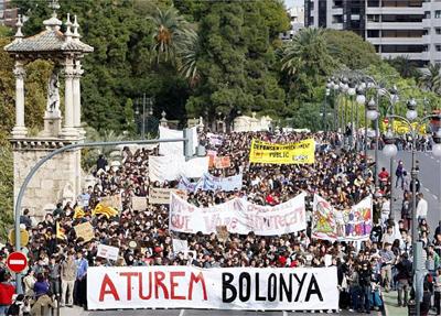 Nuevo Plan estratégico UV (Plan de Bolonia) Aturem10