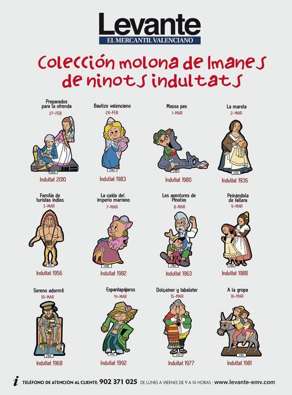 Especial Falles 2011 Ninots10
