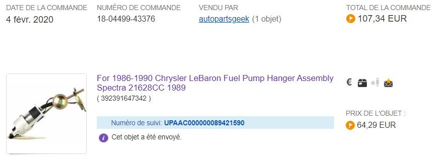 Chrysler Saratoga de Grenouille dans le 24  Fuel_p10