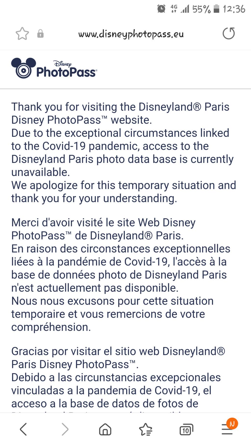 Nouveau site photopass pour Disneyland Paris - Page 3 Screen18