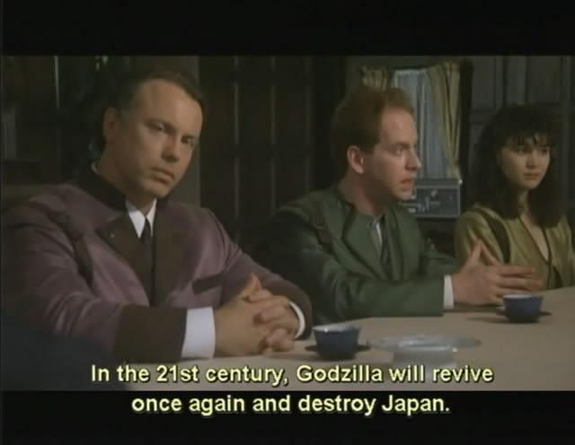 So I'm gonna watch the Godzilla movies - Page 5 1991_g17
