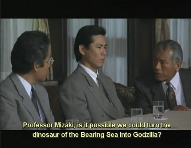 So I'm gonna watch the Godzilla movies - Page 5 1991_g28