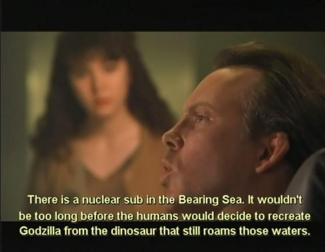 So I'm gonna watch the Godzilla movies - Page 5 1991_g29