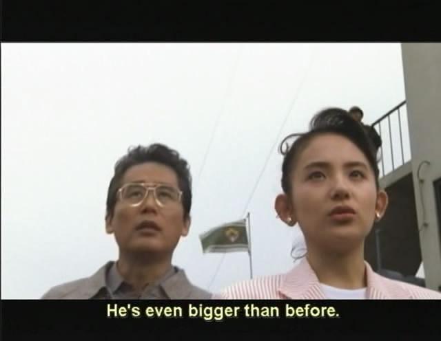 So I'm gonna watch the Godzilla movies - Page 5 1991_g33