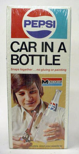 car in the bottle Monogr10