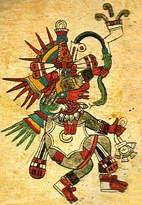Religions mésoaméricaines 200px-10
