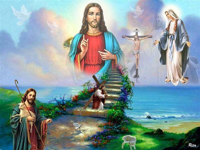 """"""" ابانا الذي في السموات """" بالصور Jesus_10"""