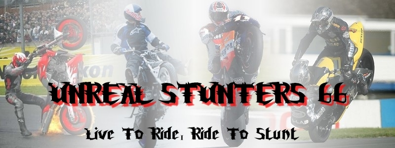 US66... Live To Ride, Ride To Stunt