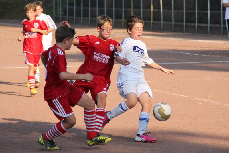 1. Spieltag: JSG Ahrweiler III - SG BaWa I 0:7 (0:1) D1abc111