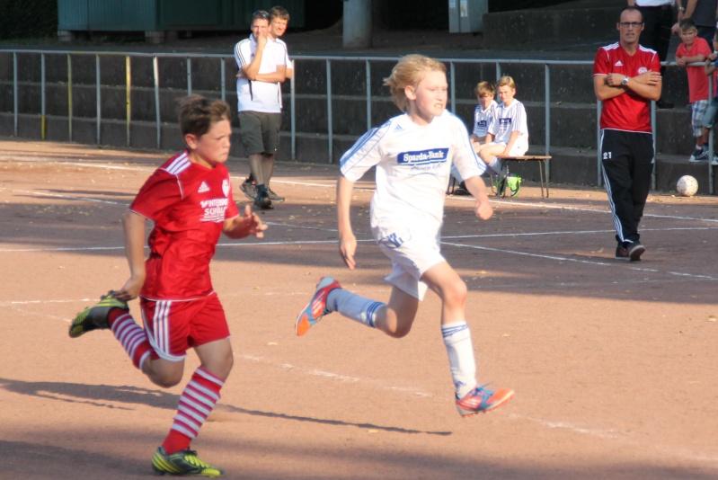 1. Spieltag: JSG Ahrweiler III - SG BaWa I 0:7 (0:1) D1abc112