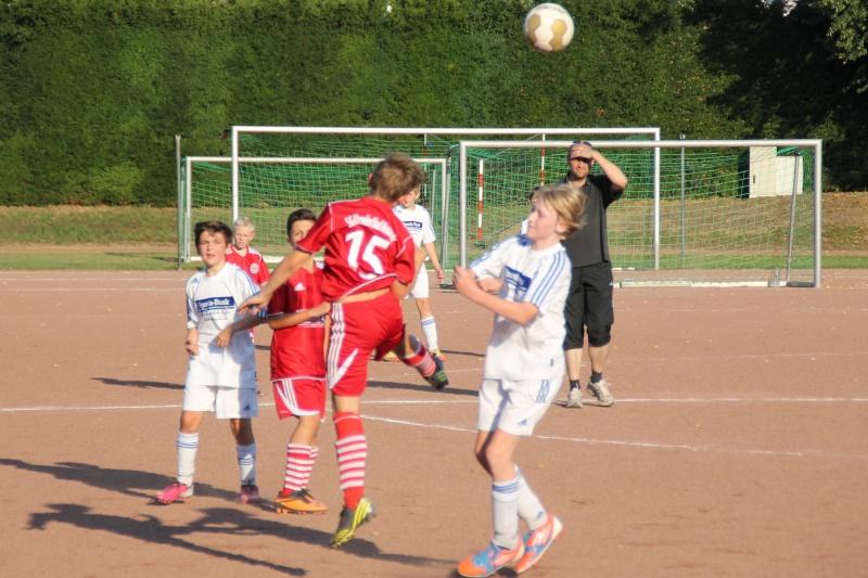 1. Spieltag: JSG Ahrweiler III - SG BaWa I 0:7 (0:1) D1abc118
