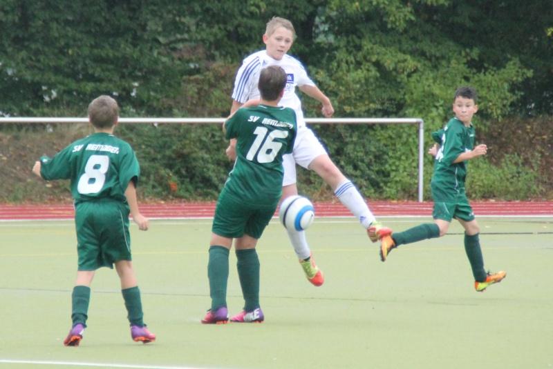 3. Spiel: JSG Kripp II  - SG Bachem/Walporzheim I 0:3 (0:0) D1krip10