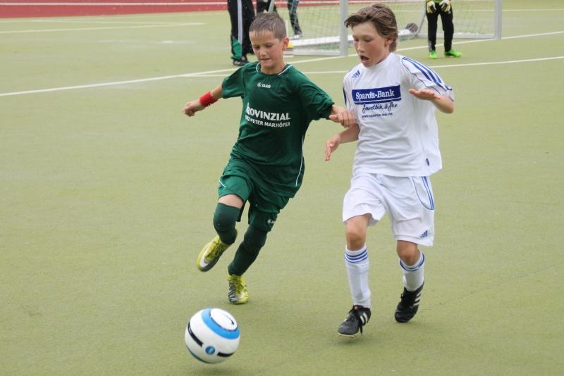3. Spiel: JSG Kripp II  - SG Bachem/Walporzheim I 0:3 (0:0) D1krip12