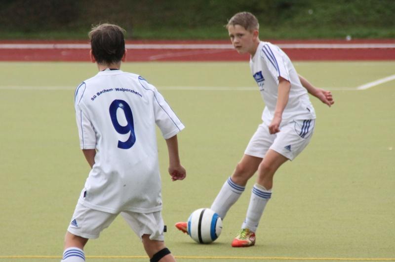 3. Spiel: JSG Kripp II  - SG Bachem/Walporzheim I 0:3 (0:0) D1krip15