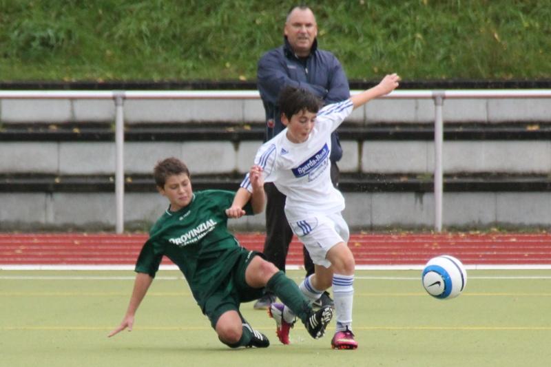 3. Spiel: JSG Kripp II  - SG Bachem/Walporzheim I 0:3 (0:0) D1krip18