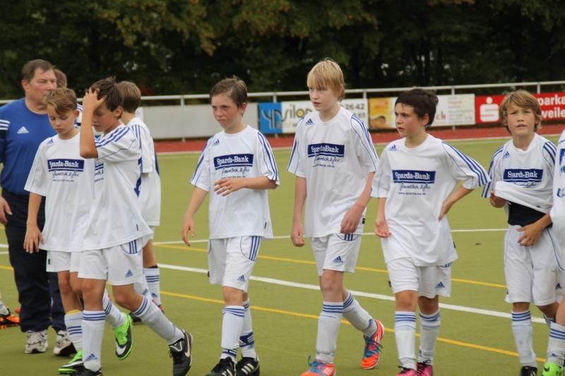 3. Spiel: JSG Kripp II  - SG Bachem/Walporzheim I 0:3 (0:0) D1krip22