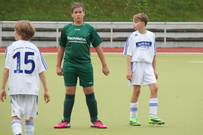 3. Spiel: JSG Kripp II  - SG Bachem/Walporzheim I 0:3 (0:0) D1krip23