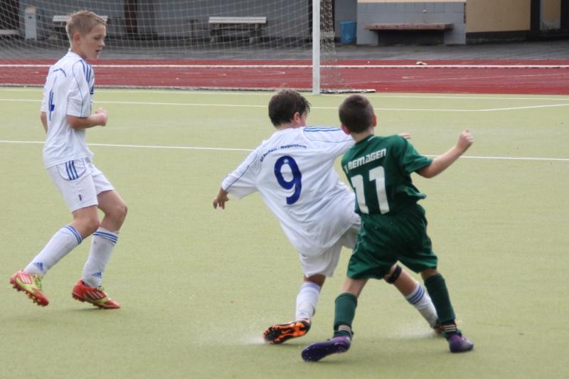 3. Spiel: JSG Kripp II  - SG Bachem/Walporzheim I 0:3 (0:0) D1krip24