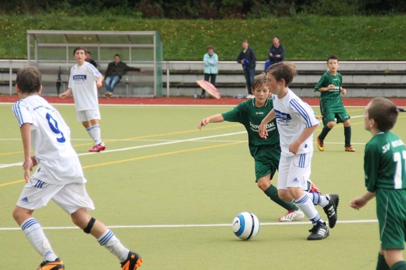 3. Spiel: JSG Kripp II  - SG Bachem/Walporzheim I 0:3 (0:0) D1krip25