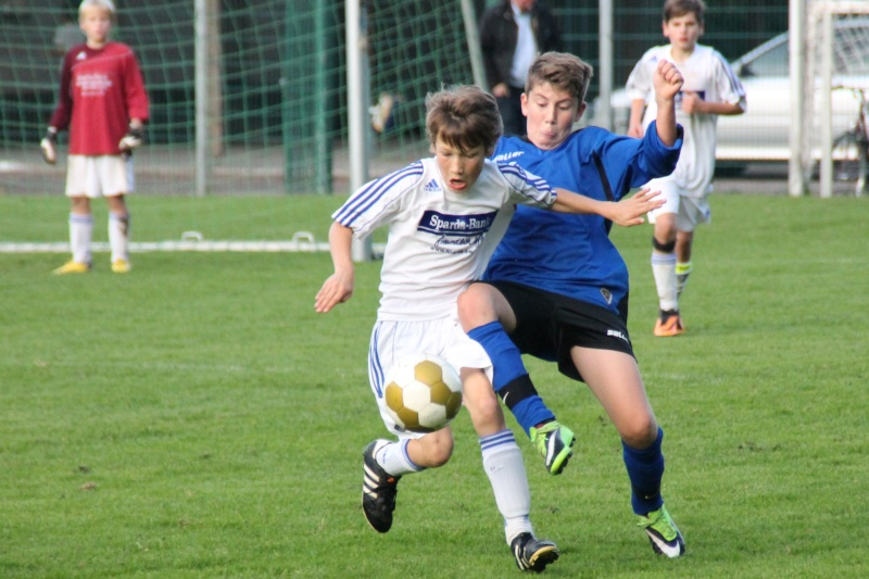 5. Spiel: SG Bachem/Walporzheim I - JSG Westum I 3:1 (2:0) D1west13
