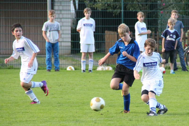 5. Spiel: SG Bachem/Walporzheim I - JSG Westum I 3:1 (2:0) D1west15