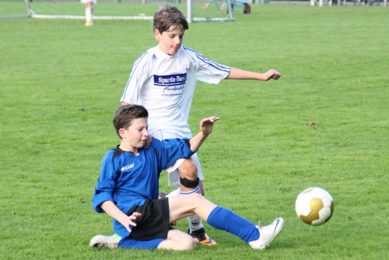 5. Spiel: SG Bachem/Walporzheim I - JSG Westum I 3:1 (2:0) D1west16