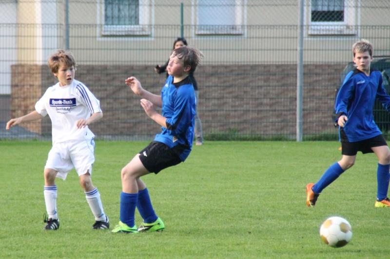 5. Spiel: SG Bachem/Walporzheim I - JSG Westum I 3:1 (2:0) D1west18