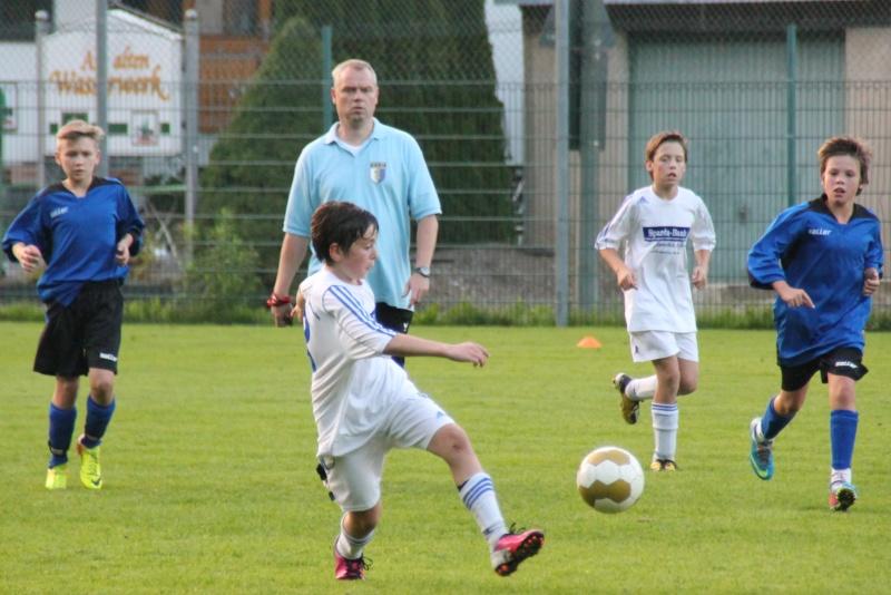 5. Spiel: SG Bachem/Walporzheim I - JSG Westum I 3:1 (2:0) D1west20