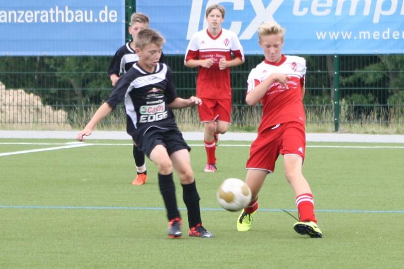 Testspiel: Grafschafter SV - BaWa 1:7 (0:2) Img_6312