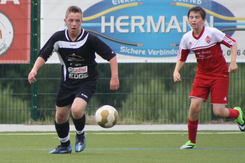 Testspiel: Grafschafter SV - BaWa 1:7 (0:2) Img_6314