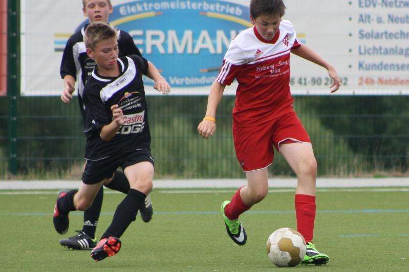 Testspiel: Grafschafter SV - BaWa 1:7 (0:2) Img_6315