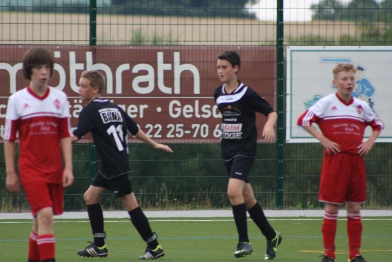 Testspiel: Grafschafter SV - BaWa 1:7 (0:2) Img_6316