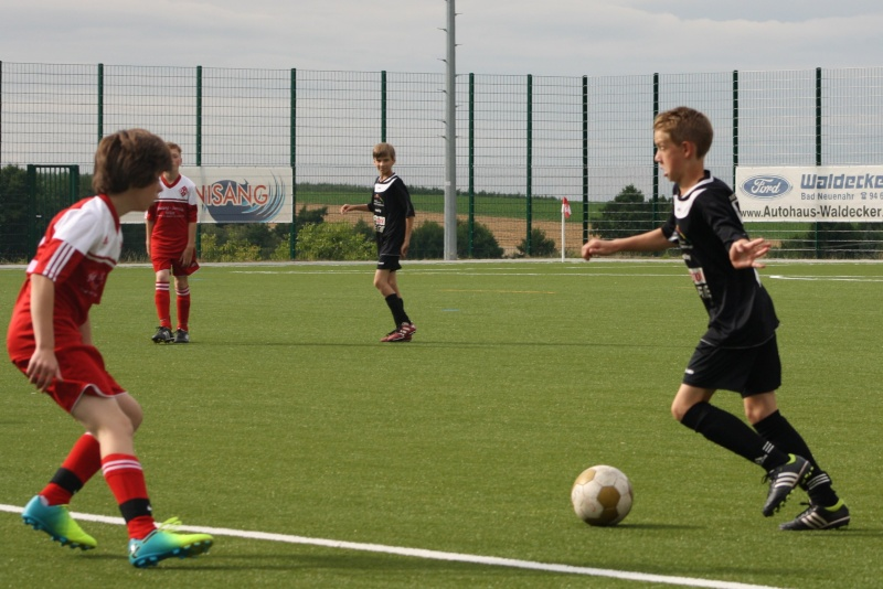 Testspiel: Grafschafter SV - BaWa 1:7 (0:2) Img_6321