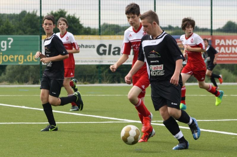 Testspiel: Grafschafter SV - BaWa 1:7 (0:2) Img_6324